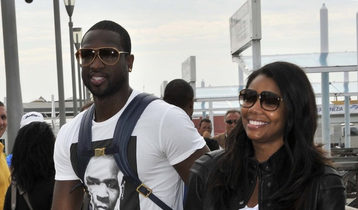 Cupid's Pulse Article: Dwyane Wade Admits to Fathering a Child While On Break from Gabrielle Union