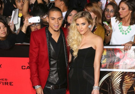 Cupid's Pulse Article: Ashlee Simpson Is Engaged to Evan Ross