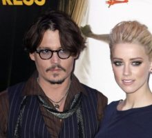 Johnny Depp Confirms Engagement to Amber Heard Again