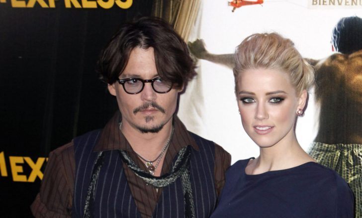 Cupid's Pulse Article: Johnny Depp Confirms Engagement to Amber Heard Again