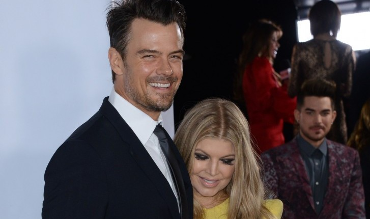 celebrity couples, Josh Duhamel, Fergie, Black Eyed Peas