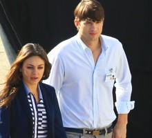 Mila Kunis and Ashton Kutcher Are Expecting!
