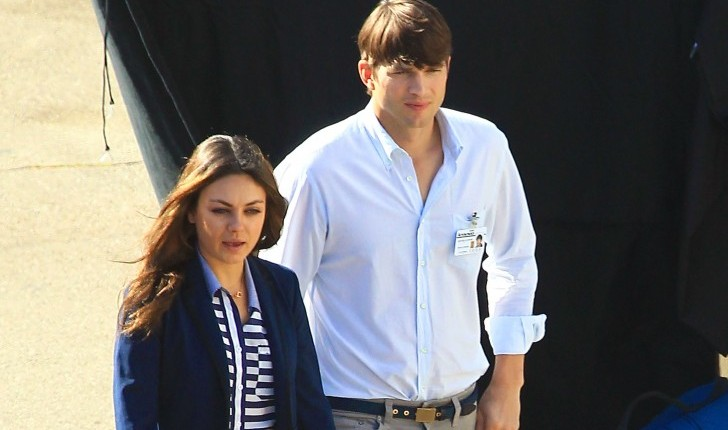 Cupid's Pulse Article: Latest Celebrity Baby News: Celebrity Couple Ashton Kutcher & Mila Kunis Forego A Nanny