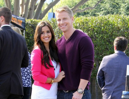 celebrity couples, Catherine Giudici, Sean Lowe