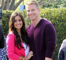 'The Bachelor' Celebrity Wedding: Sean Lowe & Catherine Giudici