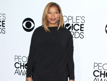 Cupid's Pulse Article: Queen Latifah Officiates Mass Weddings at Grammy's