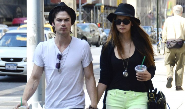 Cupid's Pulse Article: Nina Dobrev and Ian Somerhalder Joke About Awkward Breakup