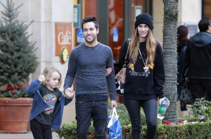 celebrity couples, Pete Wentz, Meagan Camper, Ashlee Simpson, marriage