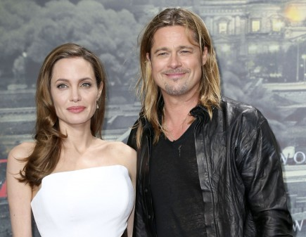 celebrity couples, Angelina Jolie, Brad Pitt