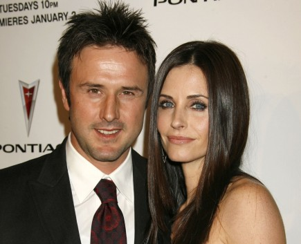 celebrity couples, Courteney Cox, David Arquette