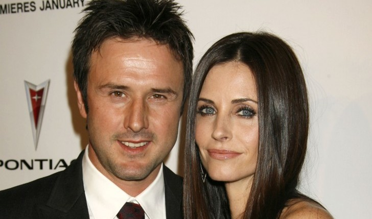 Cupid's Pulse Article: Courteney Cox Says She Wants Celebrity Ex David Arquette to Be Happy