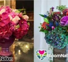 Giveaway: Send a Beautiful Valentine's Day Bouquet with BloomNation
