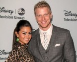 Catherine Giudici and Sean Lowe. Photo: Andrew Evans / PR Photos