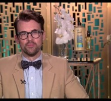 "Celebrity Video Interview: Brad Goreski Says, ""I Think We're Going to See an Explosion of Glamour"" at the Oscars"