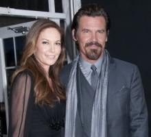 Celebrity Breakup: Josh Brolin Hits the Town with the Boys Post-Split With Diane Lane