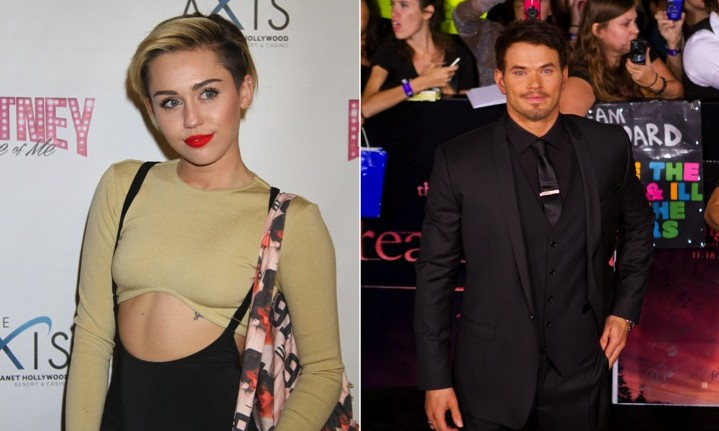 Are Miley Cyrus and Kellan Lutz dating? Photo: PRN / PRPhotos.com; Samuel Womack / PR Photos
