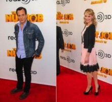 Will Arnett and Katherine Heigl Talk About Their Children and New Animated Film