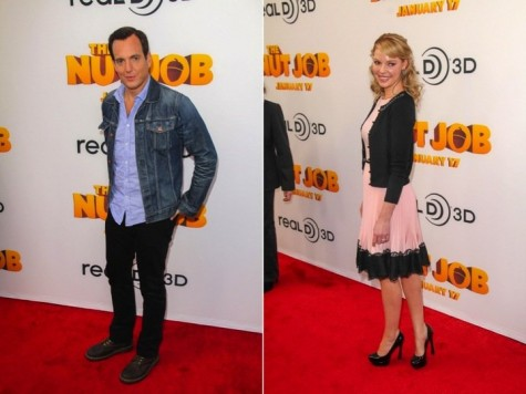 Cupid's Pulse Article: Will Arnett and Katherine Heigl Talk About Their Children and New Animated Film