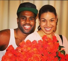 Jason Derulo Surprises Jordin Sparks with 10,000 Roses for Valentine's Day