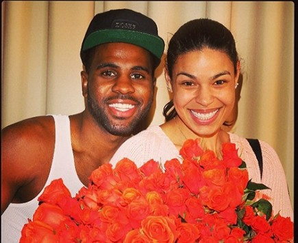 Cupid's Pulse Article: Jason Derulo Surprises Jordin Sparks with 10,000 Roses for Valentine's Day