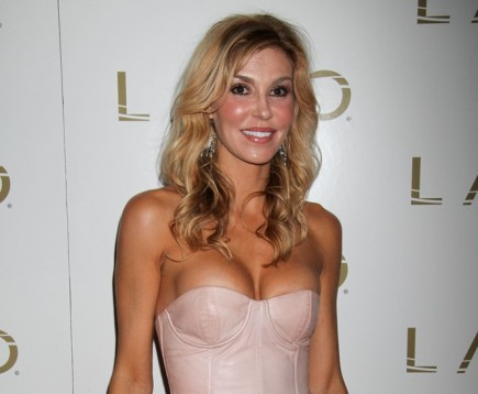 Brandi Glanville Talks About Dating as a Single Parent