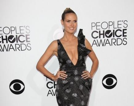Cupid's Pulse Article: Heidi Klum and Ex Martin Kirsten Step Out Post-Breakup