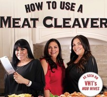 Valentine's Day Giveaway 8: Signed Recipe Book from VH1 Mob Wives Star