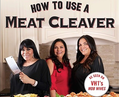 Cupid's Pulse Article: Valentine's Day Giveaway 8: Signed Recipe Book from VH1 Mob Wives Star