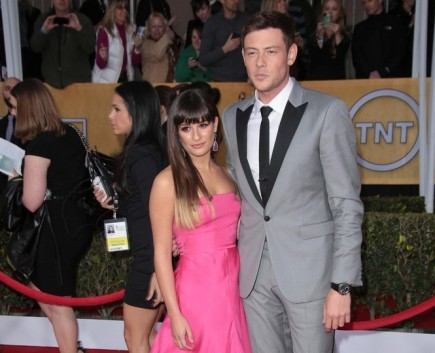 Cupid's Pulse Article: Lea Michele Says Cory Monteith Is 'Watching Everything I'm Doing'