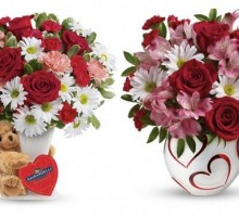 One Day Giveaway! Wow Your Valentine With Teleflora