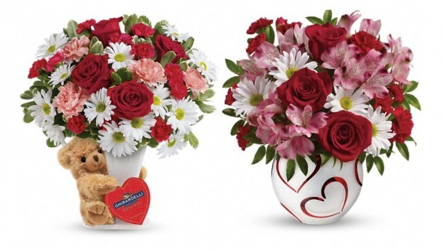 Cupid's Pulse Article: One Day Giveaway! Wow Your Valentine With Teleflora