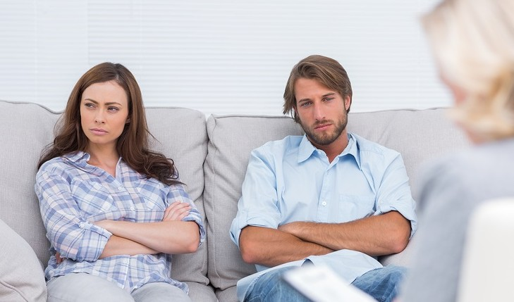 Why going to couples' therapy can be helpful. Photo: Wavebreak Media Ltd / Bigstock