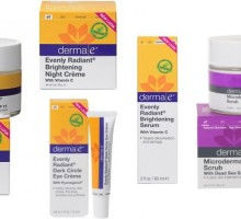 Giveaway: Harness the Power of Antioxidants with derma e Skincare Bundle