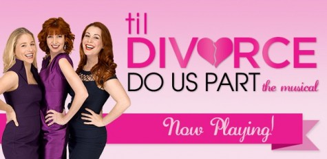 Cupid's Pulse Article: SPECIAL BONUS GIVEAWAY: 'Til DIVORCE Do Us Part: The Musical'