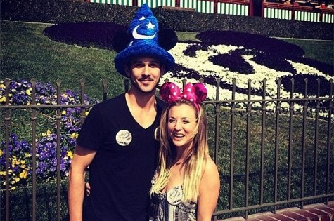 Ryan Sweeting and Kaley Cuoco-Sweeting. Photo courtesy of Kaley Cuoco's Instagram.
