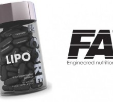 Valentine's Day Giveaway 14: Lipocore Fat Burner by FA Engineered Nutrition