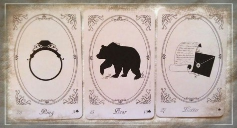 love lenormand, giveaway, review, valentine's day