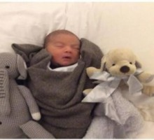 Simon Cowell Shares Photo and Gushes About Newborn Son