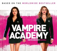 Sink Your Teeth Into 'Vampire Academy'