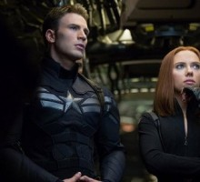 Chris Evans Returns in the Sequel 'Captain America: The Winter Soldier'