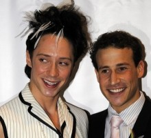 Johnny Weir's Estranged Husband Blames 'Meddling' Mother-in-Law