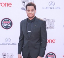 Michael Ealy Says Son Elijah's Milestones Warm His Heart