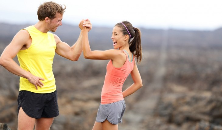 Cupid's Pulse Article: Date Idea: Get Fit Together