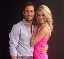 'The Bachelor' Juan Pablo Galavis Shows Affection to Nikki Ferrell in Instagram Photo