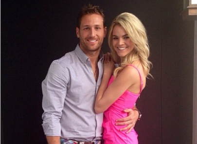 Cupid's Pulse Article: 'The Bachelor' Juan Pablo Galavis Shows Affection to Nikki Ferrell in Instagram Photo