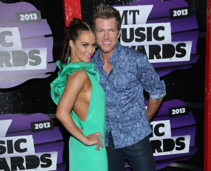 celebrity couples, Tiffany Fallon, Joe Don Rooney, Rascal Flatts