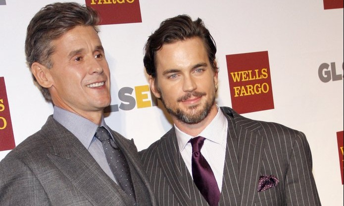 Cupid's Pulse Article: Matt Bomer Reveals He Married Partner Simon Halls 3 Years Ago