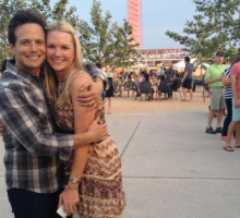 Scott Wolf and Wife Kelley Celebrate Baby Shower