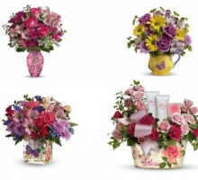 Surprise Your Mom With a Teleflora Bouquet for Mother's Day!