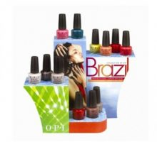 Giveaway: Dress Up Your Nails for Date Night with OPI's Brazil Collection!